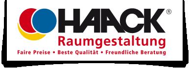 HAACK Raumgestaltung Logo