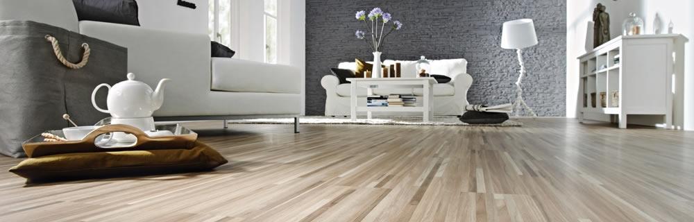 Wohnzimmer PVC Boden Linoleum