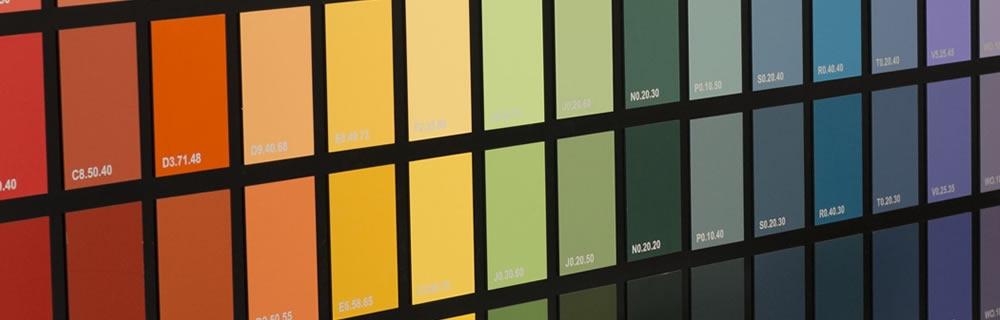 Fassadenfarben farbmuster  HAACK Raumgestaltung bietet Farben aller Art