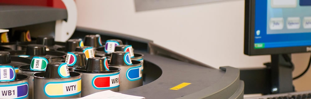 HAACK raumgestaltung Farben Wunschton Mischmaschine