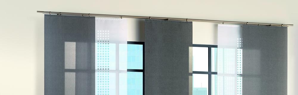 Fenster Zubehör Gardinenstange Aluminium