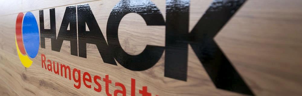 HAACK Raumgestaltung Image Logo