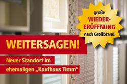 Wiedereröffnung in Perleberg am 30.03.2015