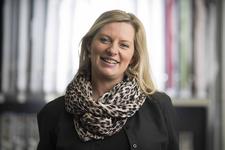 Manuela Müller, Kundenberatung Gardine