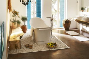 wineo Windmöller Designboden Badezimmer