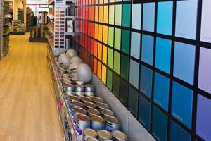 Farben für Innen und Außen grenzenlose Vielfalt