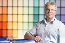Gerald Pohla, Geschäftsführer von HAACK Raumgestaltung Lübz