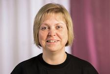 Doreen Gürtler, Kundenberaterin und Näherin