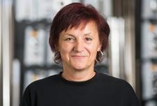 Petra Lakomy, Kundenberaterin und Näherin