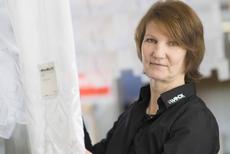 Marion Habedank, Kundenberatung Gardine