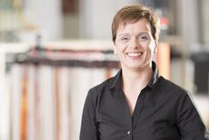 Katrin Bill, Teamleiterin Gardine