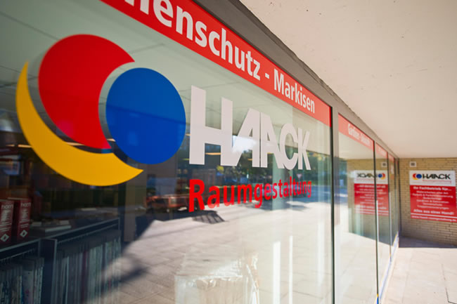 Galerie hamburg farmsen raumgestaltung haack fachmarkt for Raumgestaltung jobs
