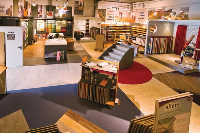 Galerie hamburg niendorf raumgestaltung haack fachmarkt for Raumgestaltung jobs