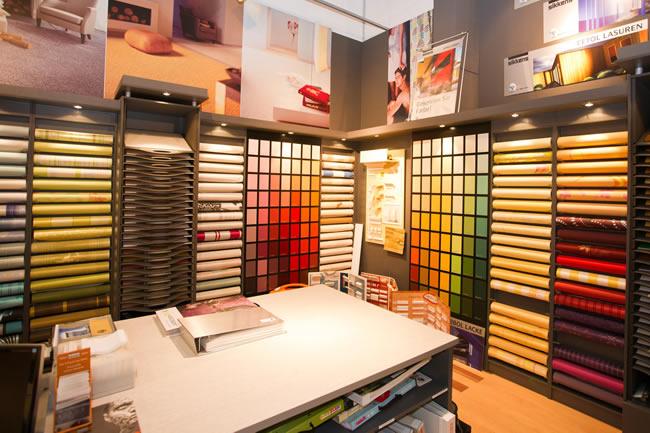 galerie hamburg niendorf raumgestaltung haack fachmarkt. Black Bedroom Furniture Sets. Home Design Ideas